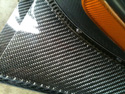 AJ Hartman Aero Carbon Fiber Racing Canards (BMW E46) Mini-Thumbnail