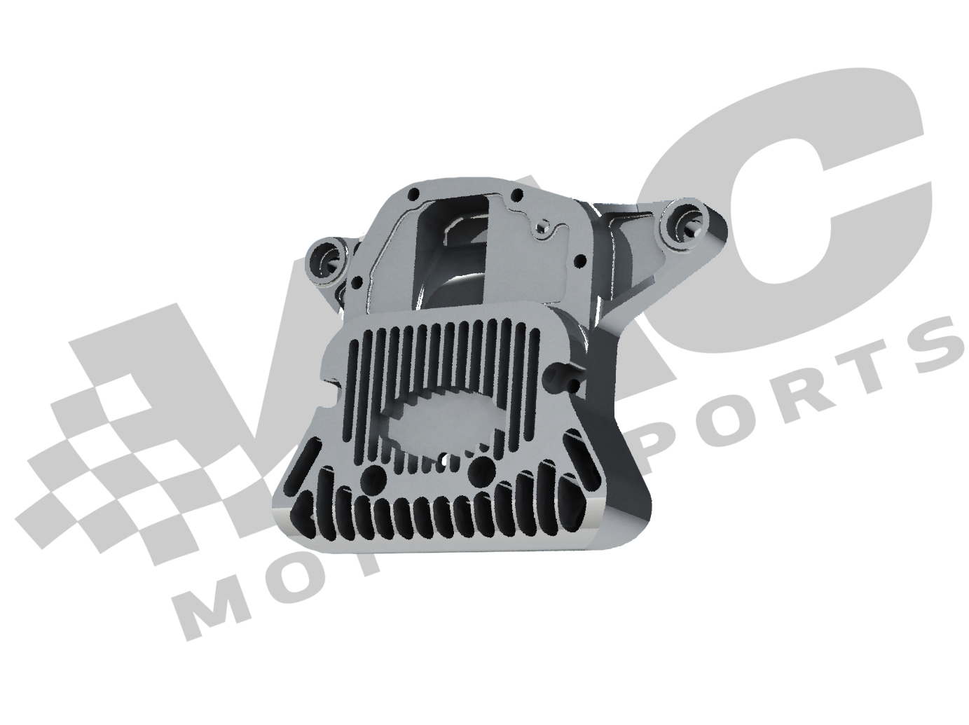 VAC FINNED DIFFERENTIAL COVER (BMW E46 M3) THUMBNAIL