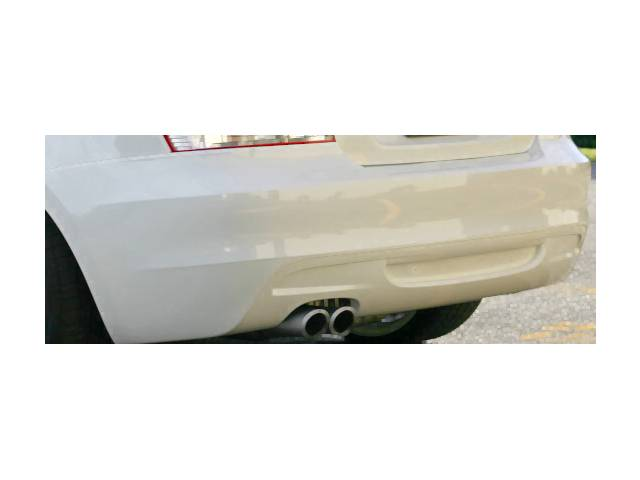 BMW Performance - E82 Rear Facia / Bumper Skin (sport package)
