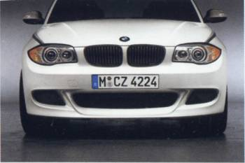 BMW Performance - E82 Front Aero Kit MAIN