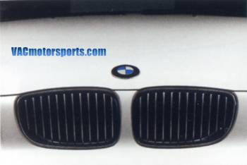 BMW Performance - E82 Shadowline Kidney Grills