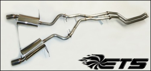 ETS Exhaust BMW E90/E92/E93 MAIN