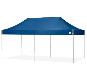 EZ-UP Eclipse II, 10' x 20' Canopy, Aluminum