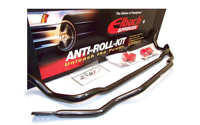 Eibach Anti-Roll Sway Bar Kit (BMW E39 M54) inc. Touring & Self Leveling