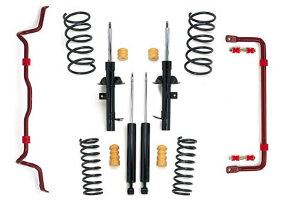 Eibach - Pro-System Plus Spring, Shock and Swaybar Combo for BMW E39 Models