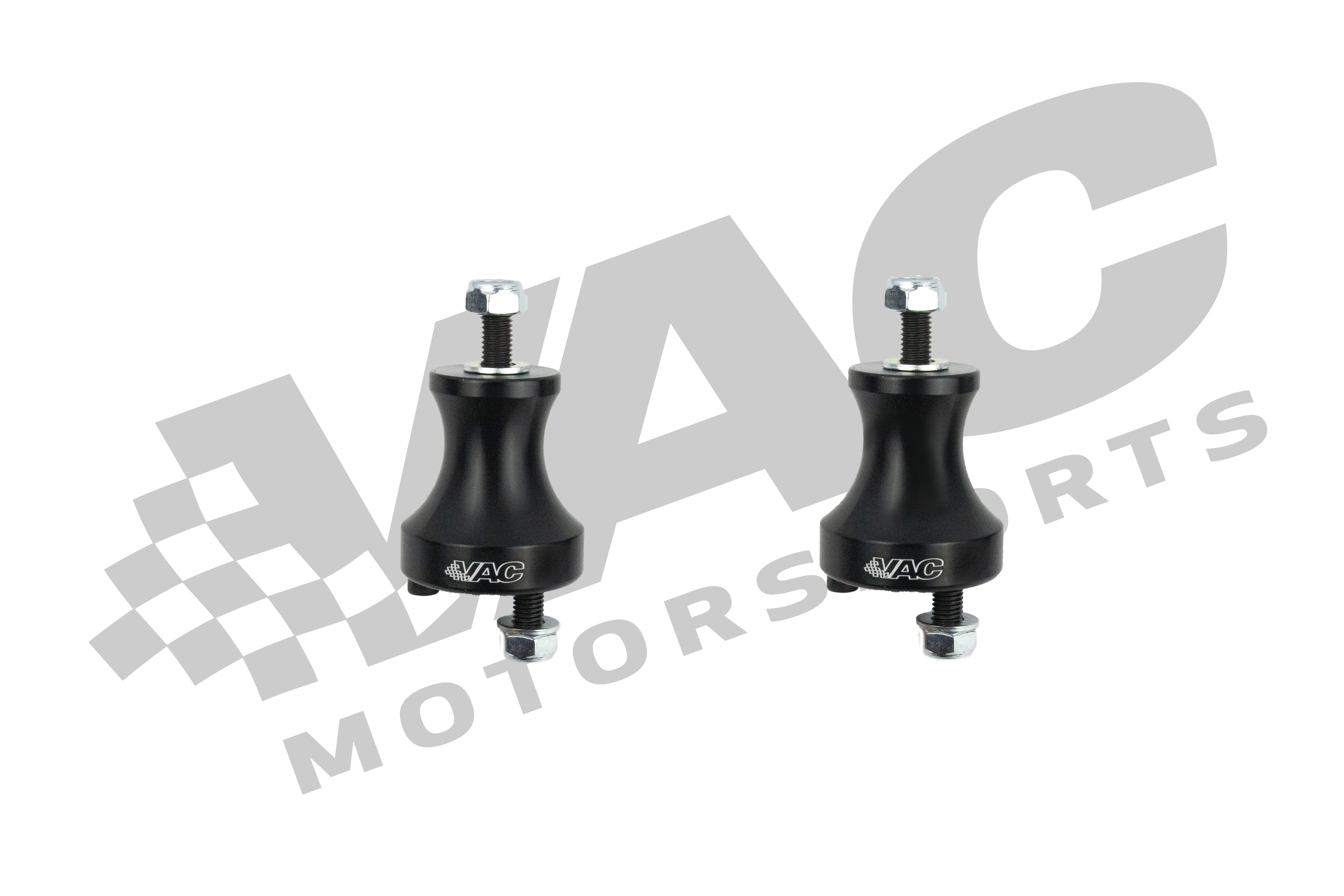 VAC Solid Aluminum Engine Mounts (BMW E30) 6-Cyl THUMBNAIL