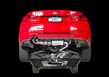 BMW F30 328i EXHAUST SUITE