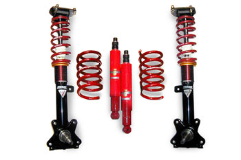 Ground Control - E10 (1600 / 2002) Street & Track Day Single Adjustable Coilover kit