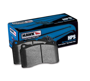 Hawk HPS Street Brake Pads (Most BMW Applications)