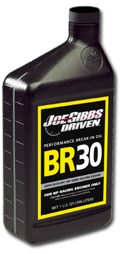 Joe Gibbs Driven BR30 (5W-30) Engine Break-In Oil