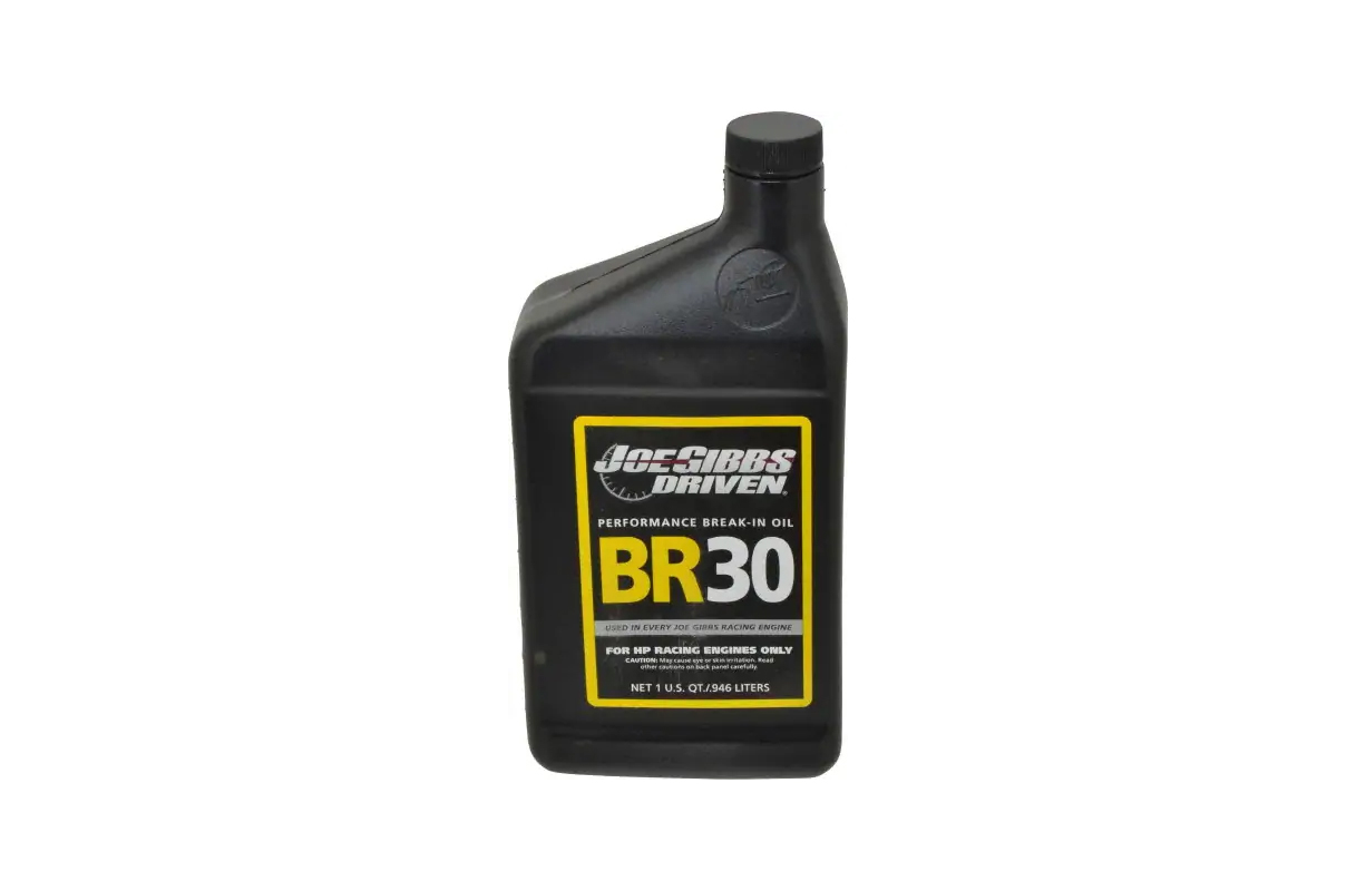 Joe Gibbs Driven BR30 (5W-30) Engine Break-In Oil MAIN