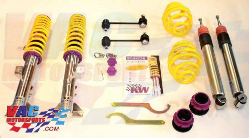 KW Variant Series Coilover Kit (BMW E39 M5)