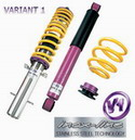 KW Suspensions Variant 1 Coilover Kit BMW E39 Wagon w/Air Suspension