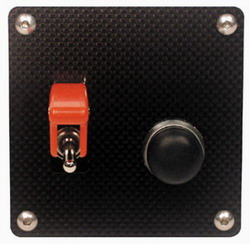 Longacre - Flip -up Start / Ignition Switch Panel