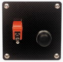 Longacre - Flip -up Start / Ignition Switch Panel THUMBNAIL