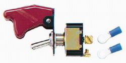 Longacre Ignition Switch w/flip-up cover