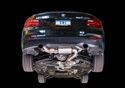 BMW F22 M235I EXHAUST AWE TUNING