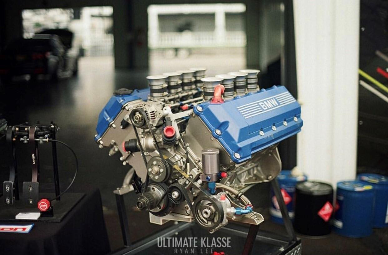 BMW Race Engine (BMW S62) by VAC