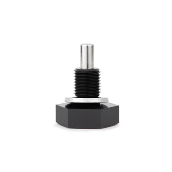 Magnetic Oil Drain Plug M12 x 1.25, Black MAIN