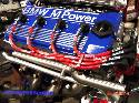 VAC BMW M10 Custom Refinished Valve Covers E30 M3 320is THUMBNAIL