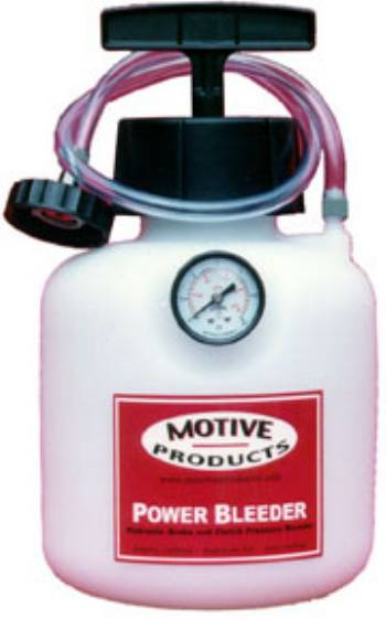 Motive Products - Magnum XLT Brake Bleeder MAIN