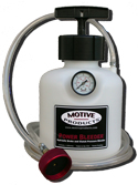 Motive Products - 'Black Label' European Brake Bleeder MAIN
