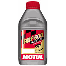 Motul - RBF600 Racing Brake Fluid (500ml)