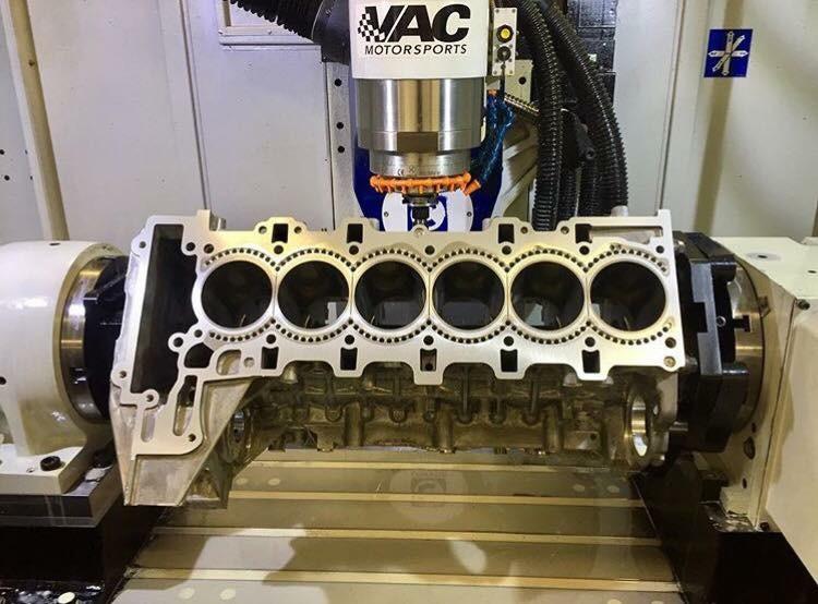 VAC N54/N55 Block Sleeving Service