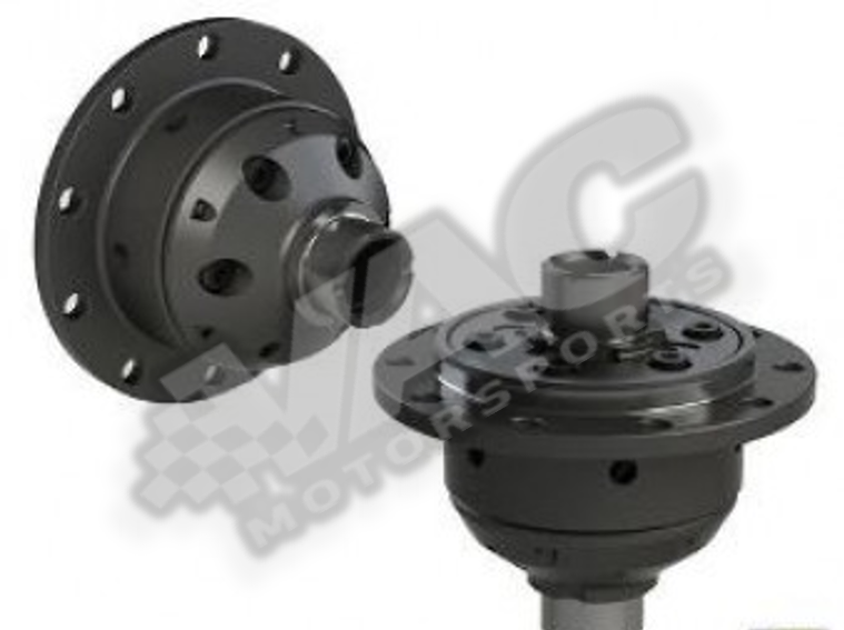 Quaife ATB Limited Slip Differential (MK7 Ford Fiesta ST/ Focus)_MAIN