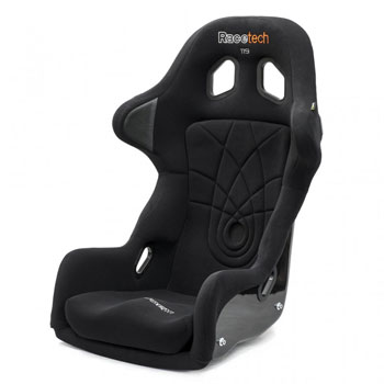 Racetech Seat, RT4119, w/o Head Restraint