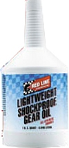 Redline - Synthetic Lightweight ShockProof Gear Oil (80W) MAIN
