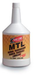 Redline - Synthetic MTL [75W80] (GL-4 manual transmission lubricant)
