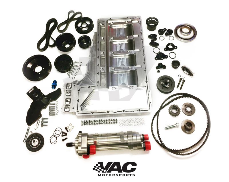 VAC - Billet Dry Sump Kit, S65 BMW 8 CYLINDER_MAIN