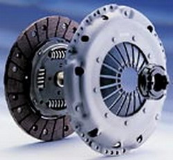 BMW E36 Heavy Duty Clutch Components by Sachs