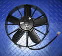 "SPAL - 12"" Electric Cooling Fan (Push Type)"