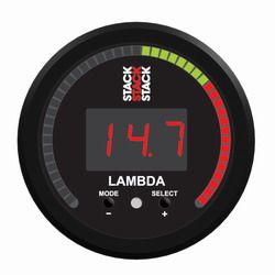STACK - Wideband Lambda Gauge & Sensor Kit
