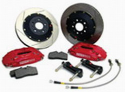StopTech -  E30 M3 Front Big Brake Kit