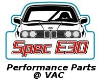 VAC - Spec E30 Suspension Package