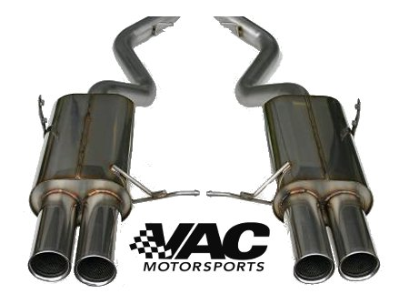 Stromung - Performance Rear Section Exhaust, E92 M3