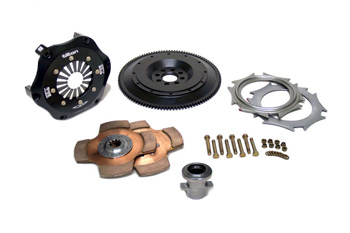 Tilton Spec E46 Single Disc Ultra-Lite Clutch/Flywheel Assembly MAIN