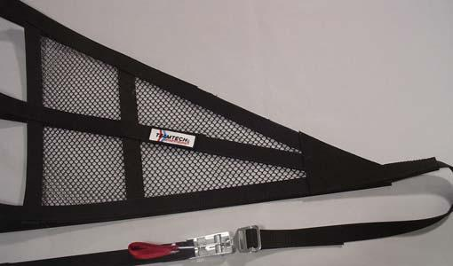 TeamTech - Head Restraint Net (center)