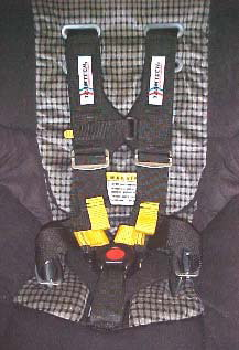 TeamTech - Ram Pac Child Safety Harness
