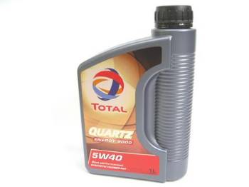 TOTAL 5w40 QUARTZ ENERGY 9000 High Performance Synthetic Engine Oil