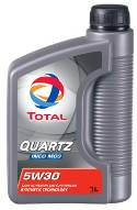 TOTAL 5w30 QUARTZ INEO MC3/Long Life Synthetic Engine Oil (Elf Solaris LSX) THUMBNAIL