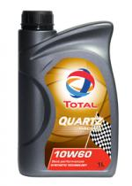 TOTAL 10w60 QUARTZ Racing Synthetic Engine Oil (Sport Championé)