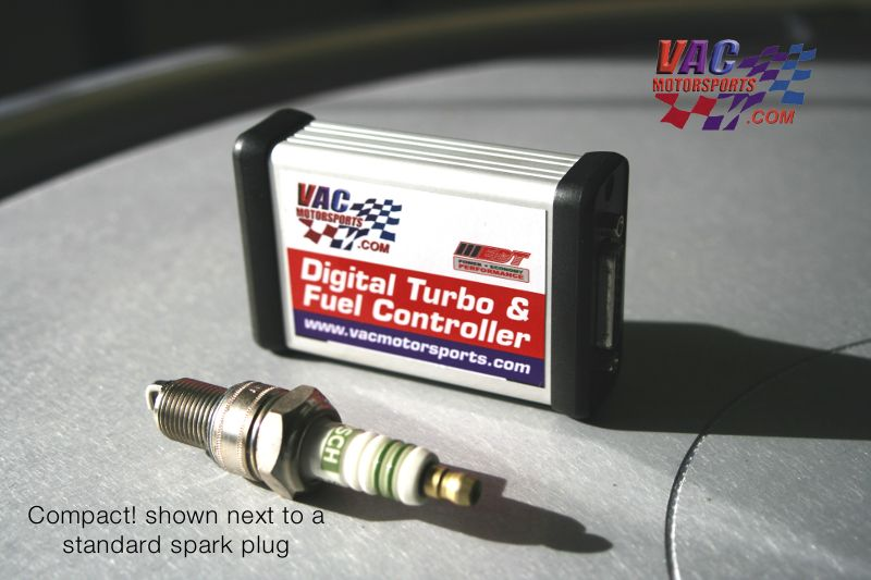 VAC Intelligent Turbo Control Module, Twin Turbo for BMW S63, X5M, X6M