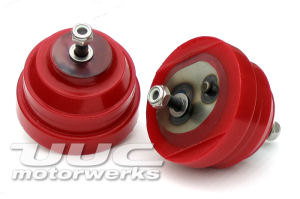 BMW E36, E46, Z3, Z4 Race Polyurethane Engine and Trans Mount Sets by UUC