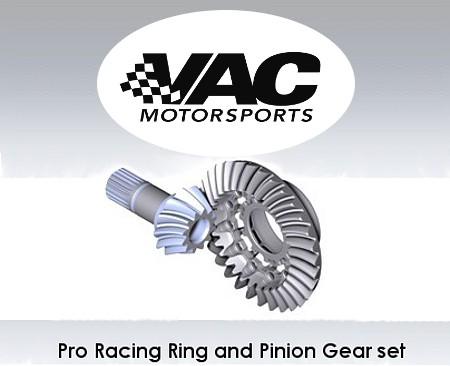 Vac Pro Race R Amp P Gear Set