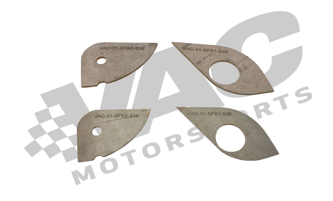 VAC Subframe Reinforcement Kit (BMW E46) Front THUMBNAIL