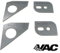 VAC - E30 (all) Front Subframe/ Crossmember Reinforcement Set_THUMBNAIL
